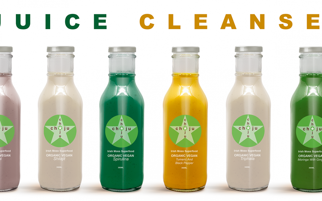 Irish Moss Juice Cleanse