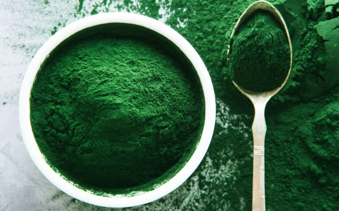 Spirulina is the world's first superfood